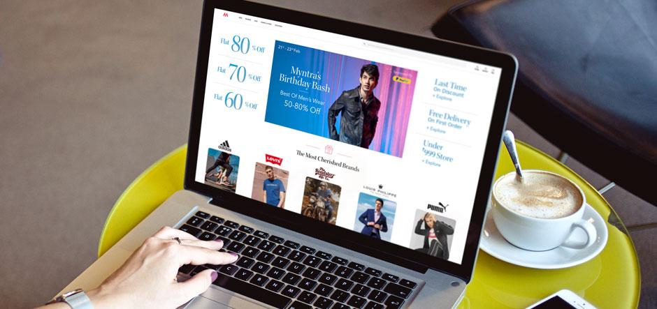 Online shopping's