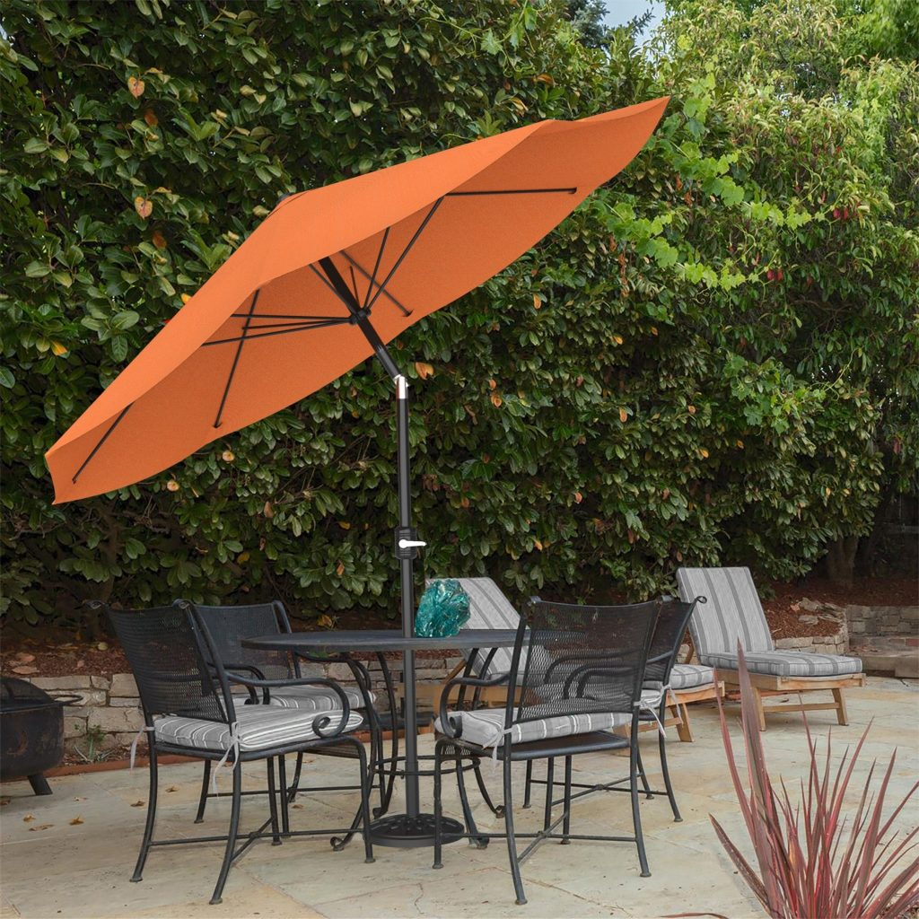 Patio Umbrellas - Create Shade on the Patio
