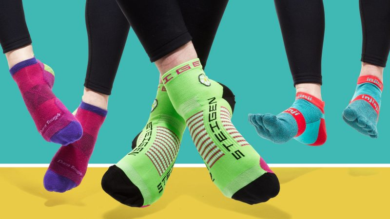 Choose the right pair of socks for every occasion