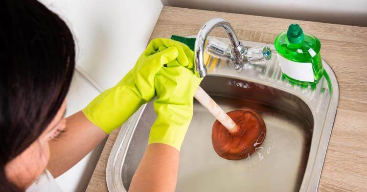 Drain Service For Clogged Drains
