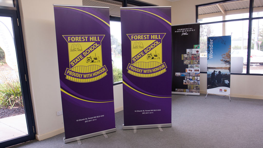 Remarkable Method of Advertising with Pull up Banners